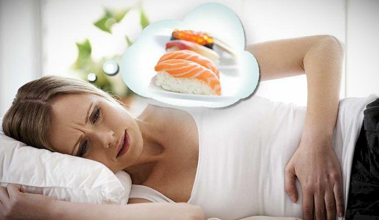 Что принимать беременной при отравлении желудка 55